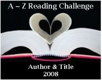 A to Z Reading Challenge
