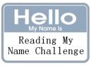 Reading My Name