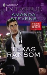 Texas Ransom by Amanda Stevens